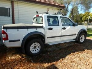 2003 Holden Rodeo 4X4 RA LX UTILITY DUAL CAB 4DR 3.5i White Manual Dual Cab Utility Croydon Burwood Area Preview