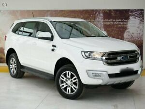 2018 Ford Everest UA 2018.00MY Trend RWD White 6 Speed Sports Automatic Wagon Collingwood Yarra Area Preview