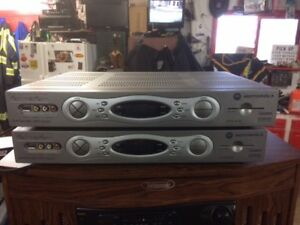 shaw HDTV cable boxes