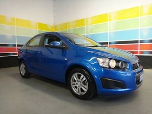 2013 Holden Barina TM MY14 CD Voodoo 6 Speed Automatic Sedan Wangara Wanneroo Area Preview