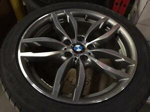 "OEM BMW 19"" all season package"
