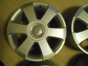 VW Audi 17 inch alloy rims