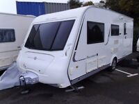2009 Buccaneer Caribbean 4 Berth rear washroom inc AIR CON.