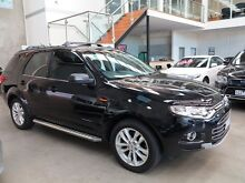2011 Ford Territory SZ TS Seq Sport Shift 6 Speed Sports Automatic Wagon Essendon Moonee Valley Preview