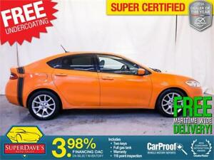 2013 Dodge Dart SXT *Warranty*