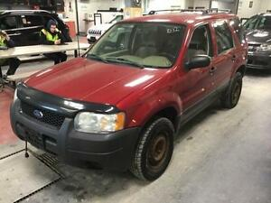 2004 Ford Escape XLS Duratec V6 BRAND NEW SAFETY!!