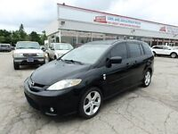 2006 Mazda 5 GT,SUNROOF,CERTIFY 3 YEARS P-T WARRANTY AVAILABLE