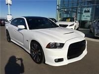 2013 Dodge Charger SRT8 6.4L Auto Loaded This car is immaculate!
