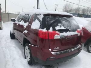 Parts for Sale of GMC Terrain 2010