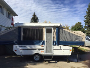 '07 Flagstaff 10' Tent Trailer Excellent Cond, Tons of features