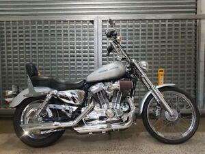 2004 Harley-Davidson SPORTSTER 883 CUSTOM (XL883C) Road Bike 883cc Adelaide CBD Adelaide City Preview