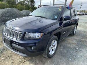 2014 Jeep Compass North 4X4 *Warranty* $119 Bi-Weekly OAC