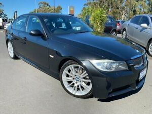 2008 BMW 325i E90 MY09 Steptronic Black 6 Speed Sports Automatic Sedan East Bunbury Bunbury Area Preview
