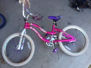 "Girls' 20"" Supercycle"