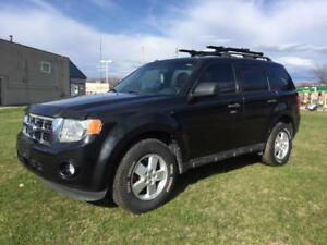 2011 Ford Escape XLT FWD 4 Cyl $5200 as traded