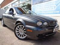 Jaguar X-TYPE 2.2D DPF auto 2008 S/H P/X Swap