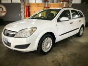 2008 Holden Astra AH MY08 CD White 4 Speed Automatic Wagon Fyshwick South Canberra Preview