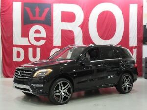 Mercedes-Benz Classe-M 4MATIC ML350 BlueTEC 2012