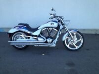 Mint Condition 2007 Victory Jackpot Low Miles