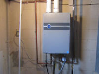 Tankless Flush, Descale, Delime