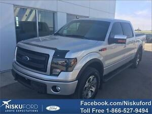 2014 Ford F-150 FX4 MUST SEE!! $293.09 b/weekly.