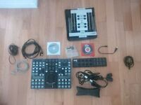 DJ Gear - Controller, Laptop Stand, Mic, misc. cables