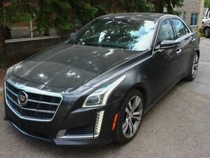 2014 Cadillac CTS V-SPORT RARE LOADED TWIN TURBO FINANCE AVAILAB