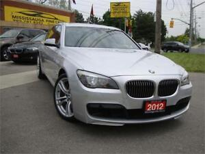 2012 BMW 750i xDrive,M SPORT PKG,NO ACCIDENT,LOCAL,LOADED