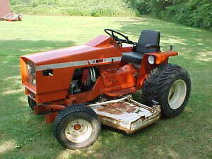 Looking for an Allis Chalmers 620 Lawn Tractor