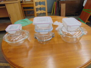 Selection Of Pyrex Bowls