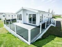Lodge For Sale In Skegness With Full Wrap Decking CALL DEVAN ON 07495701402