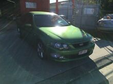 2004 Ford Falcon BA XR6 Green 4 Speed Automatic Sedan Clontarf Redcliffe Area Preview