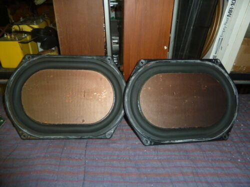 KEF WOOFERS - (2) TWO VERY GOOD CONDITION - SPEC. NUMBER SP1044 - MODEL B-139