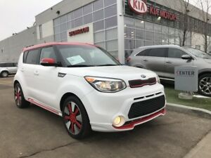 2016 Kia Soul SE Sport Polar White/Red FWD 2.0L *REARVIEW CAMERA