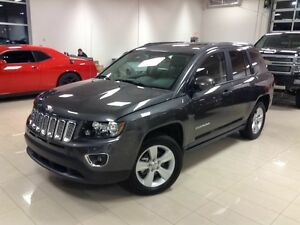2016 Jeep Compass North High Altitude, 4X4, CUIR, BLUETOOTH, MAG