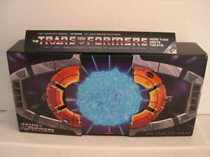Transformers Matrix 16 DVD set + Vault book + Movie
