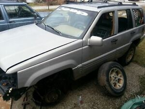 '97 Grand Cherokee ZJ part out