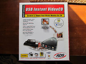 Video Converter (Beta of VHS) for your Computer