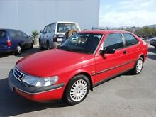 1997 Saab 900 S Red 4 Speed Automatic Hatchback Wangara Wanneroo Area Preview