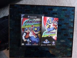 Gamecube Game Megaman: Network Transmission
