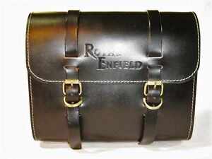 Royal Enfield Leather Saddle Bags