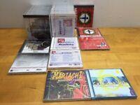 Lot de 42 CD de chansons espagnoles neufs à vendre