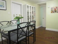 Furnished! Available immediately, until April 30th., 2016