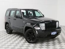 2012 Jeep Cherokee KK MY12 Sport (4x2) Black 4 Speed Automatic Wagon Atwell Cockburn Area Preview