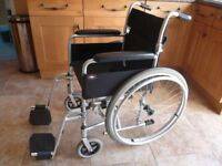 Lightweight Enigma Self Propelled Wheelchair AS NEW