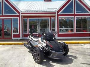 SOLD!!! 2013 CAN AM SPYDER RS-S