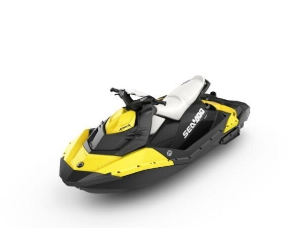 Used 2015 Sea Doo/BRP SPARK 3 PLACES IBR COMMODITÉ