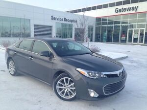 2013 Toyota Avalon Limited Premium Package Navi, Heated front an