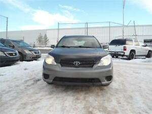 2007 Toyota Matrix\Hatchback\1.8L 4CYL\Excellent Condition