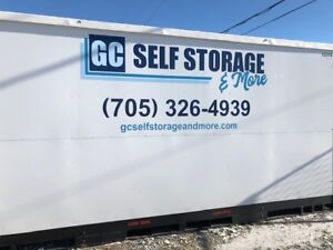 Storage for as little as $65 in Orillia